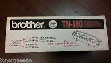 2HY GENUINE Brother TN560 TN 560 TONER HL1650 HL1670 HL1850 HL1870 HL5040 HL5050