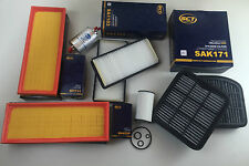 FILTER SET 8 x filter SCT GERMANY S-CLASS W220 280 320 350 430 S 55 AMG