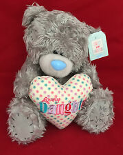 "ME TO YOU BEAR TATTY TEDDY 10"" LOVELY DAUGHTER HEART BEAR GIFT"