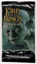 LOTR TCG Treachery and Deceit Booster Pack SEALED