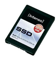 Intenso Hard disk interno SSD TOP HIGH-SPEED MLC 2,5 pollici 128gb SATA III