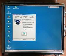 "Elo TouchSystems 19"" Touch Screen Monitor et1928l Open Frame USB senza supporto"