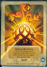 GUARDIANS CCG SPELL DETECT LIFE FORCE VO COMMON