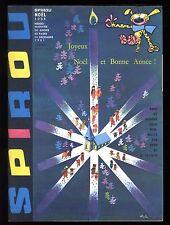 JOURNAL DE SPIROU N° 1235  avec les  2 Mini Récits  PEYO + TILLIEUX + JAQUETTE