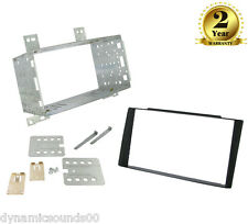 Car Double Din Stereo Fascia Surround Panel Kit For KIA Ceed