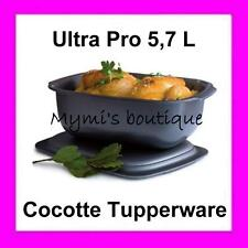 Cocotte ULTRA PRO 5,7L TUPPERWARE + couvercle ultrapro - taille XXL ! EN STOCK