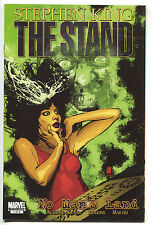 The Stand No Man's Land 1 Marvel 2011 NM Stephen King