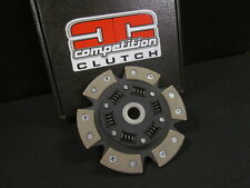 Competition Clutch Stage 4 6 puck sprung clutch disc for Integra K20A2 RSX TypeS
