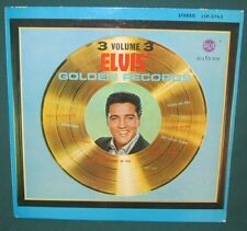 Elvis Presley LSP-2765 Gold Records 3 LP Germany Original 1963
