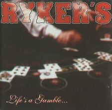 Ryker's - Life's A Gamble (CD 1999)