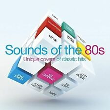 """SoundsOfThe80s:UniqueCoversOfClassicHits"" 2014 37Trk 2CD *Kylie""BetteDavisEyes"""