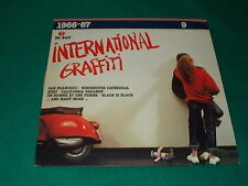International Graffiti 9  1966-67 lp usato