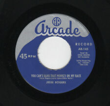 ROCKABILLY-JESSE ROGERS-ARCADE 143-YOU CAN'T HANG THAT MONKEY ON MY BACK/JUKEBOX