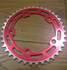 Sugino Red BMX 43T  NOS Chainring - Old School BMX MADE IN JAPAN