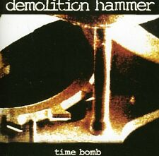 Time Bomb - Demolition Hammer (2011, CD NEU)