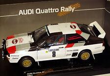 1/18 Audi Quattro A1  Audi Sport  Monte Carlo Rally 1983  S.Blomqvist