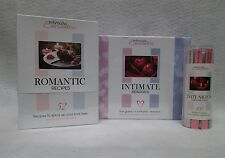 Couples Gift Set Intimate Encounter Game, Romantic Recipes & Date Night Ideas