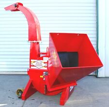 "Wood Chipper 4""dia.  Cat.I 3pt 16HP+ Rated (VL-GFWCX4)"