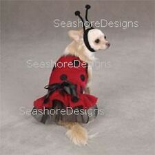 Casual Canine - Lady Bug - Halloween Dog Costume X-SMALL Pup Puppy Clothes X-SM