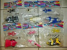 NEW 1995 McDonald's Mighty Morphin Power Rangers Movie Ninjazord Set 6 Toys #18