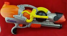 Vintage Larami Super Soaker CPS 2100 Water Gun WORKING