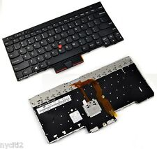 US NEW GENUINE Keyboard For IBM Lenovo Thinkpad T430 T430S T430i 04X1315 0C01997
