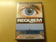 DVD / REQUIEM FOR A DREAM (JARED LETO, MARLON WAYANS) (NEW, SEALED)
