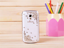 sparkly rhinestone Bling DIY case cover fr Samsung Galaxy Trend Plus S7580 S7582