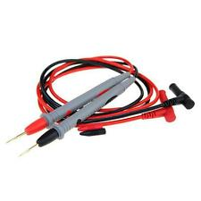 Universal Digital Multimeter Multi Meter Test Lead Probe Wire Pen Plug Cable