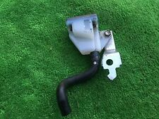 SUZUKI  SV650  SV 650  2003  REAR BRAKE MASTER CYLINDER POT + BRKT & PIPE