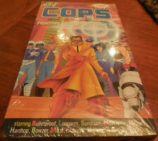 C.O.P.S. - Fighting Crime in a Future Time (VHS) NEW SEALED RARE