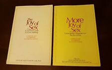 The Joy of Sex & More Joy of Sex,  Alex Comfort, COMPLETE and UNABRIDGED