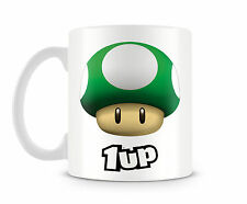 TAZZA 1 UP ONE funghetto di super mario idea regalo cartoon accessori cucina