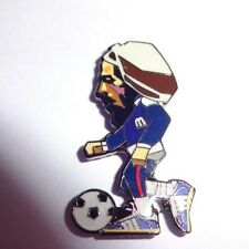 Bob Marley One Love Pin Badge Rare! A Guy Called Minty & Rosso Bianco Nero 1878.