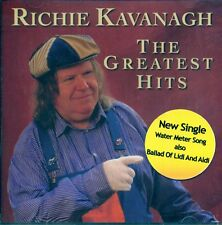RICHIE KAVANAGH THE GREATEST HITS CD - NEW RELEASE 2014