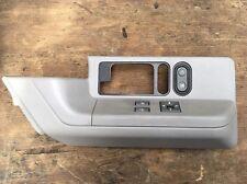 88-94 CHEVY-GMC TRUCK K5 BLAZER TAHOE 2 DOOR PANEL GRAY SWITCHES BEZEL LH