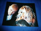PAMELA ANDERSON signed Autogramm 20x25 cm In Person BARB WIRE