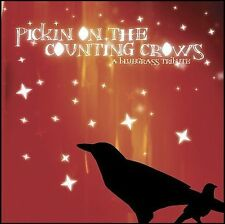 FREE US SH (int'l sh=$0-$3) NEW CD Pickin' on Counting Crows: Pickin' on the Cou