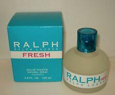 Ralph Fresh  Perfume ~ Ralph Lauren for Women 3.4 oz/100 ml EDT -   New in Box