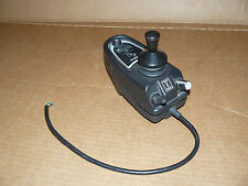 QTRONIX hand control joystick for electric wheelchair - as is - Made in England