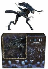 "Neca xenomorph alien queen action figure aliens film 1986 15"" pouces ultra deluxe"