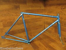 VINTAGE SCHWINN TRAVELER II  LUGGED STEEL 56 CM  FRAME SET