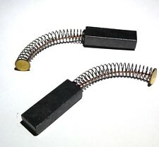 2PCS 6mm x 10mm x 30mm Electric Motor Carbon Brushes Power Replacement 1Pair