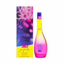 JENNIFER LOPEZ J LO WILD GLOW 100ML EAU DE TOILETTE SPRAY BRAND NEW & SEALED