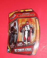 DC COMICS MULTIVERSE AZRAEL ARKHAM CITY 4-INCH HIGHLY DETAILED ACTION FIGURE
