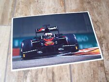 Photo / Photograph DALLARA Renault GP2 Stoffel Vandoorne 2015 //