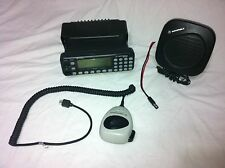 Smartnet MCS2000 800Mhz Motorola mobile radio W/Programming Police fire Security