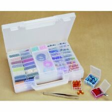Darice Bead Organizer Carrying Case, 7.5 by 10-Inch Size: 1 - Pack 1157-10 NEW..