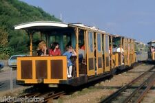 Volks Electric Railway 2 Car set, Brighton East Sussex Rail Photo D