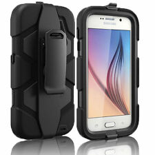 Heavy Duty Survivor Builder Armour Shock Proof Stand Case For Samsung Galaxy S7
